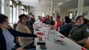 Uczestnicy spotkania Autor zdjęcia: dr Dawid Dawidowicz