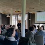 Uczestnicy spotkania podczas prezentacji Autor zdjęcia: dr Dawid Dawidowicz