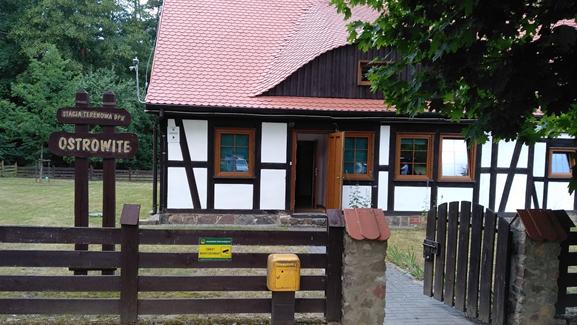 Ort des Treffens in Ostrowite Foto: Dr. Wojciech Zbaraszewski