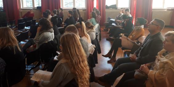 Teilnehmer des Seminars Foto: Dr. Arkadiusz Malkowski